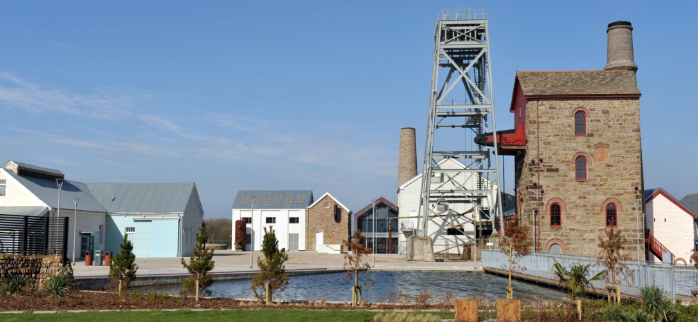 WE ARE PROUD OF OUR INDUSTRIAL HERITAGE
