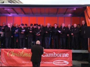 Camborne Christmas Lights