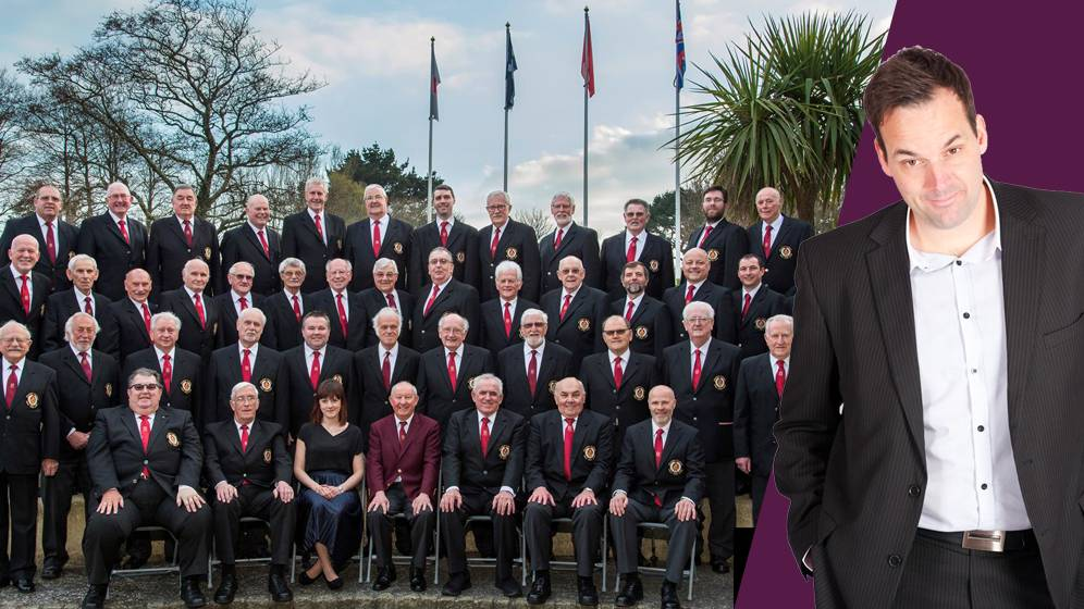 80th ANNIVERSARY CONCERT - 18TH APRIL 2020 - CLICK FOR DETAILS